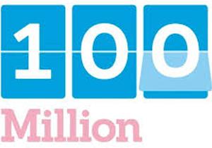 $100 Million