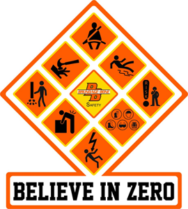 commitment to safety and believing in zero accidents on and off the job site