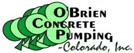 Acquisition of O'Brien Concrete Pumping