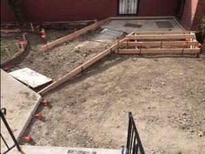 Concrete Pump - Dominican Home Health Agency  - Brundage Bone