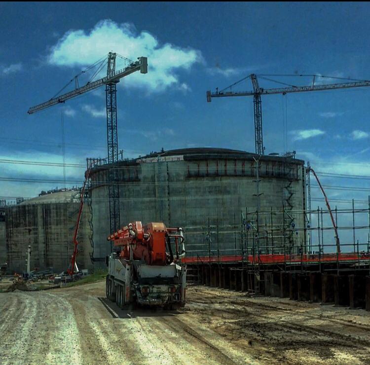 Freeport LNG - Brundagebone