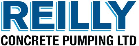 Reilly Concrete Pumping Logo - Brundage Bone